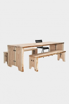 Holztisch - S - M - L - Forestry Table