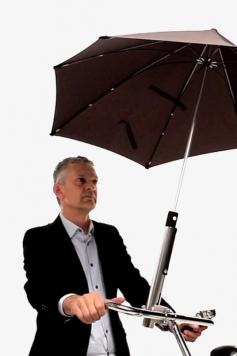 Regenschirm Halterung - Drycycle