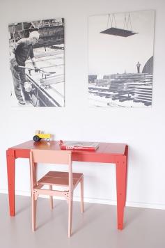 Schreibtisch - Plankmöbeln