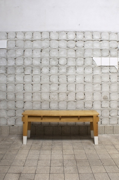 Sitzbank - Strafbankje
