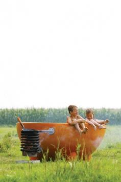Badewanne - Outdoor Dutchtub Original
