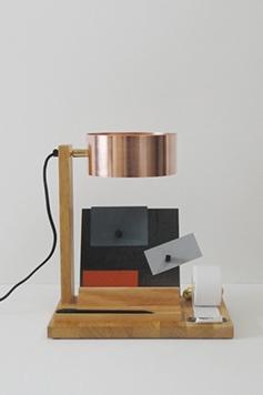Schreibtischlampe - Back to basic