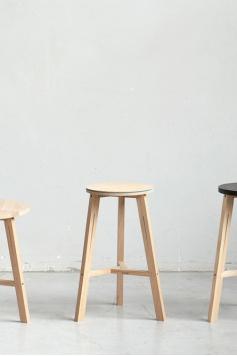 Hocker - Interstice stool