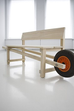 Bank - Wheelbench
