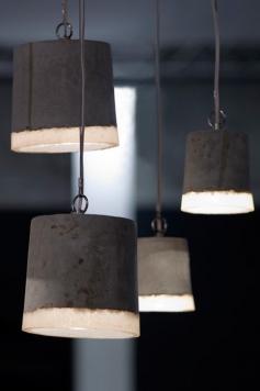 Deckenlampe - Concrete (S)