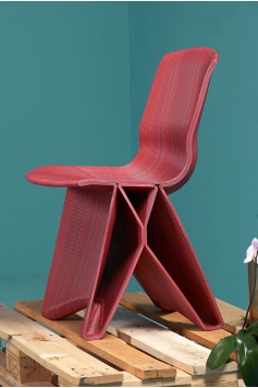 Stuhl - Endless Flow Dining Chair