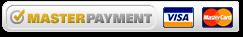 Master Payment mit VISA und MASTERCARD